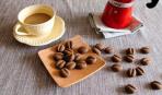 Интересное печенье для кофеманов