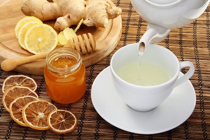 Как правильно готовить имбирный чай