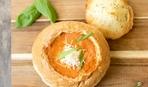 Как приготовить вкусный суп в булочке