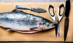 Как легко почистить рыбу