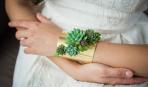 Эко-бижутерия: украшения из живых цветов
