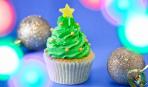 Новогодний десерт: «Ананасовые елочки»