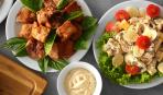 Чем заправить новогодний салат: 3 легких соуса