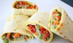 Рулеты из мексиканской лепешки: секреты вкусной закуски (видео)