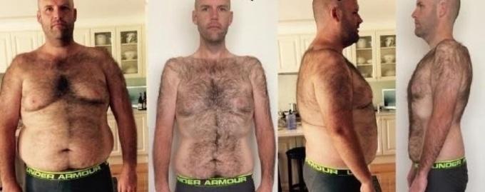 Австралиец поделился уникальной диетой