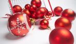 Как сделать рождественский венок из шаров
