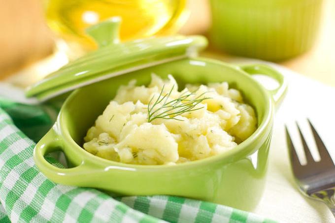 ТОП-4 секрета вкусного картофеля