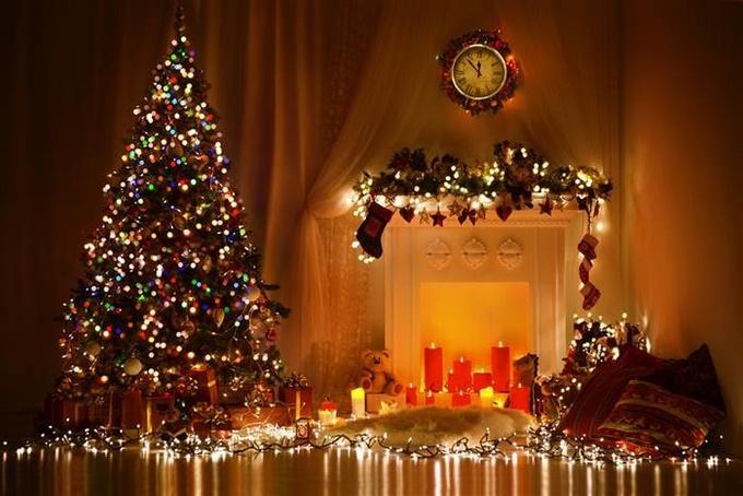 Новогодняя гирлянда: ТОП- 5 идей по украшению дома