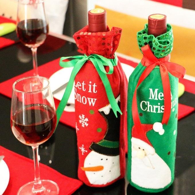 Как украсить бутылку вина к праздникам: ТОП-5 ярких идей