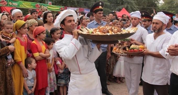 Узбекский и таджикский  плов стал «достоянием» ЮНЕСКО