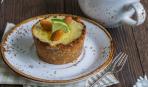 Нежный десерт: тарталетки «Отдых в Куршевеле»
