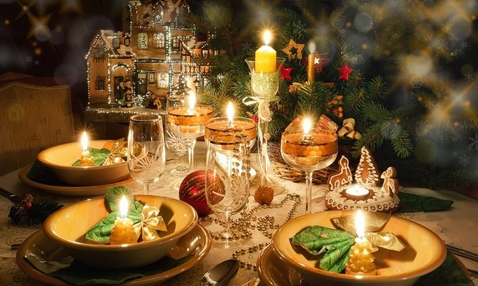 Посуда на праздничном столе: ТОП-5 оригинальных решений
