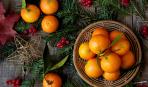 Мандариновая елка: ароматное украшение дома