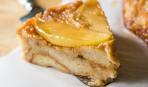 Десерт дня: пудинг яблочный с ирисками