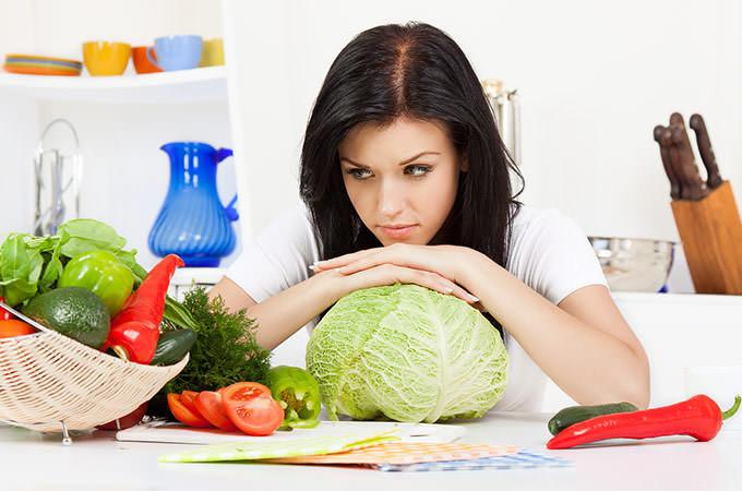 Излечить депрессию поможет специальная диета