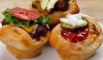 Чизбургер «по-украински» (видео)