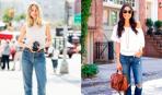 Модный гардероб: что такое «мом джинс» и с чем их носить