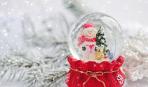 Делаем снежный шар: приближаем Новый год
