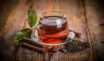 При стрессе и страхе пейте черный чай