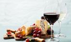 Сыр меняет вкус вина