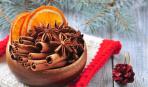 Готовим новогодние украшения: делаем «розочки» из апельсина