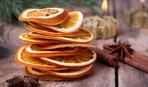 Как сделать эко-украшения к Новому году из апельсина