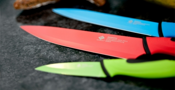 Керамические ножи: плюсы и минусы