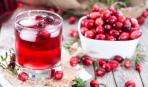 Клюквенный сок вместо антибиотиков