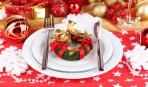 Скатерть на праздничный стол: 5 отличных идей для новогоднего настроения