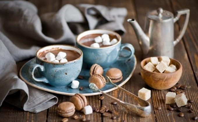 Хиты осени: ТОП-5 лучших рецептов горячего шоколада