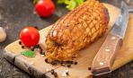 Куриный рулет «Мраморный деликатес»: роскошная закуска к новогоднему столу