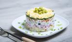 Настоящий салат «Оливье»: оригинальный рецепт