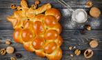 Замечательный пирог к Троице - «Виноградная гроздь»