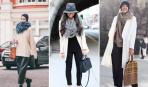 Как составить стильный комплект из шапки и шарфа: ТОП-4 совета