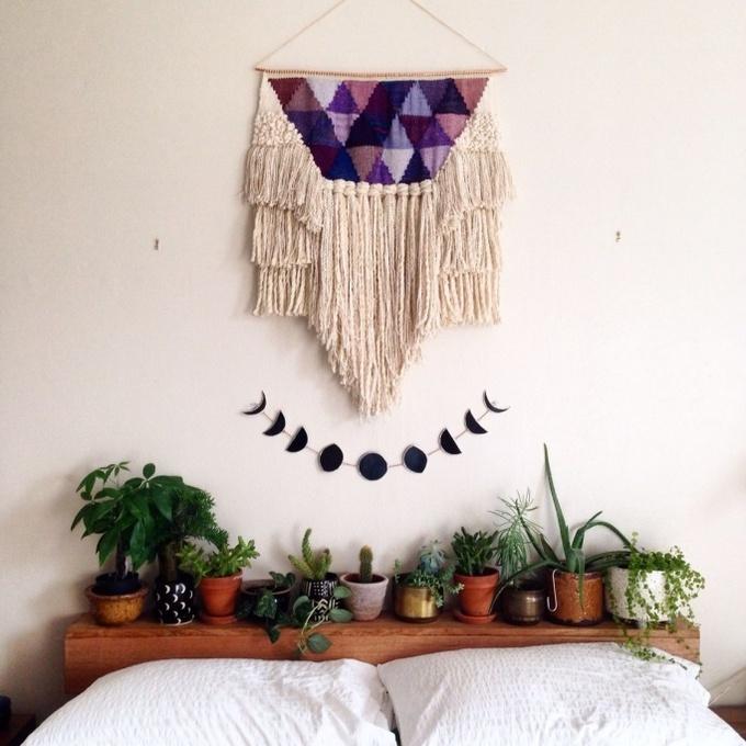 Подставки под комнатные цветы: ТОП-5 идей