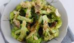 Американский диетический салат из брокколи
