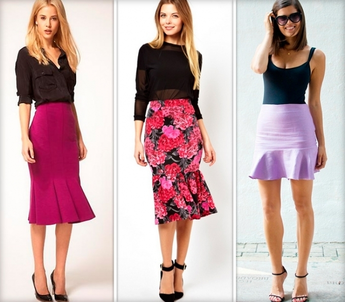 Выбираем юбку «по душе»