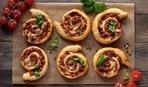 Пицца-рулет для ленивых