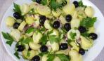 Сытно и просто: картофельный салат «Нежная песня»