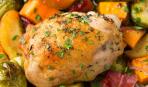 Ужин  «Осеннее танго»: вкуснейший тандем мяса  с овощами (видео)