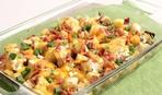 Вкуснейшая запеканка «Обед на ранчо» (видео)