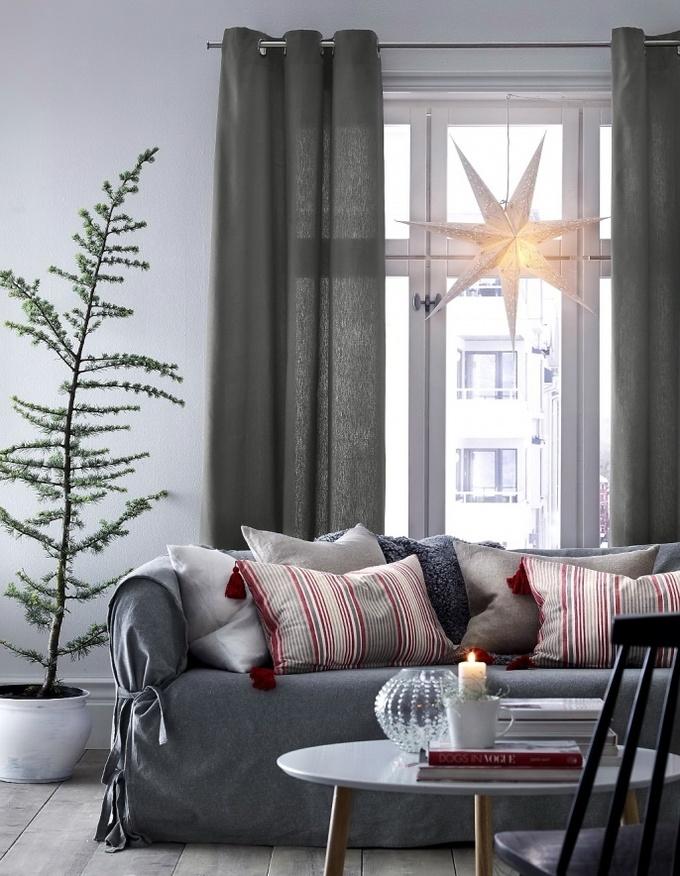 Как защитить диван: стильные идеи чехлов (фото)