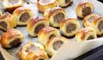 Нежнейшие булочки с фаршем – лучшая закуска на вашей кухне