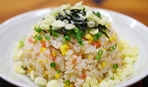 Что приготовить на обед: «Фудзияма» из риса