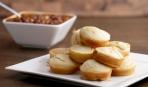 Видео-рецепт: сырные кексы