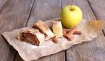 Яблочные  мини-штрудели «Ванильное облачко» (ВИДЕО)