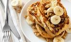 Как приготовить французский тост с бананом и глазурью