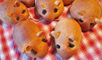 Булочки «Мышки-норушки»