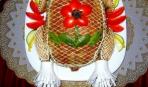 Курица «Казацкий выбор»