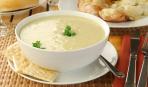 Как приготовить суп из печеного картофеля